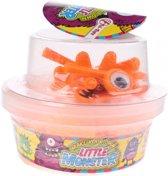 Toi-toys Monster Box Klei Oranje 9-delig