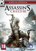 Assassin's Creed III Deluxe Edition - PC