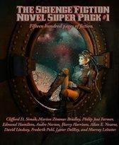 Boek cover The Science Fiction Novel Super Pack No. 1 van Frederik Pohl