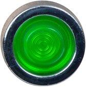 Indicatielampjes in verschillende kleuren Groen