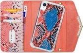 Mobilize Velvet Clutch for Apple iPhone XR Coral Snake