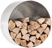 Clp Yuki Brandhoutstandaard - Roestvrij staal XL