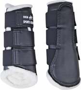Beenbeschermers -Comfort- zwart S