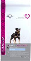 Eukanuba Rottweiler - Breed Specific - Hondenvoer - 12 kg