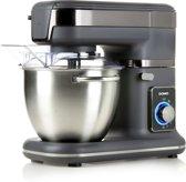 Domo DO9070KR - Keukenmachine - Grijs