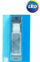 Proplus Markeringslamp 12/24v Wit 126 X 30 Mm Led In Blister