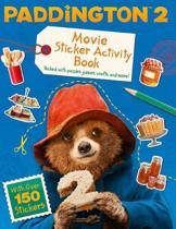 Paddington: sticker activity book