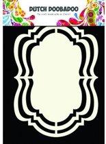 Dutch Doobadoo Dutch Shape Art frames ornament A5