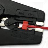 Automatische elektrische draad Kabel Stripper Stripping Tang Terminal Crimper Tool Cable Cutter Crimper
