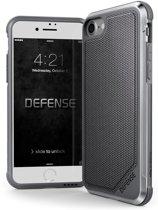 X-Doria Defense Lux cover - ballistic nylon - voor iPhone 7 en iPhone 8 - one part