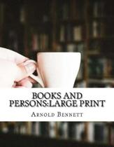 Books and Persons