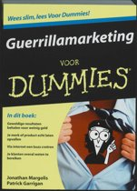 Voor Dummies - Guerrillamarketing voor Dummies