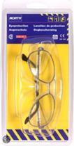 North Veiligheidsbril -  Stalen Montuur