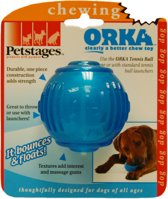 Petstages Orka Tennisbal 6.5 cm Blauw