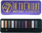 W7 In The Night Smokey Shades Eye Colour - Oogschaduw Palet