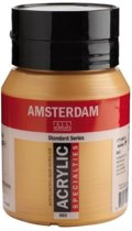 Amsterdam Acrylverf Donkergoud 803