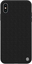 Nillkin Textured HardCase voor Apple iPhone X/XS (5.8'') - Zwart