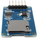 Micro TF Card Memory Shield Module SPI Micro Storage Card Adapter voor Arduino