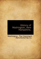 History of Washington, New Hampshire,
