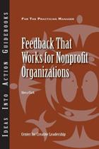 Feedback that Works for Nonprofit Organizations