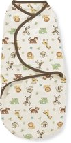 SwaddleMe Inbakerdoek Jungle Small