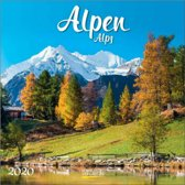 Kalender 2020 Alpen (30 x 30)