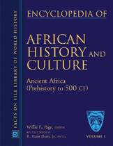 Encyclopedia of African History and Culture