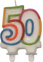 Kaars 50 jaar