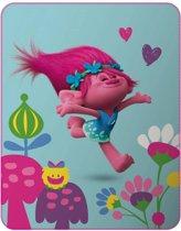 Trolls Cute - Fleeceplaid - 110 x 140 cm - Multi
