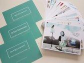 Gesprekskaarten | Coachkaarten voor trainers, docenten en coaches | werkvorm voor scholingsdagen