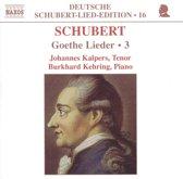 Kalpers / Kehring - Volume 16 - Goethe-Lieder 3