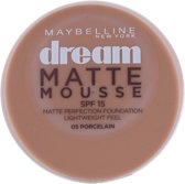 Maybelline Dream Matte Mousse - 05 Porcelain - Foundation
