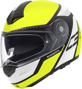 Schuberth Systeemhelm C3 Pro Echo Fluo Yellow-XL