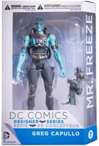 DC Comis Designer Series - Mr. Freeze action figure (DC Collectibles)