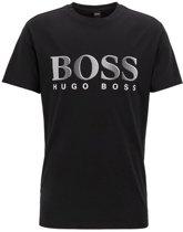 Hugo Boss - Heren T-Shirt Ronde Hals Zwart - S