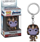 FUNKO Pocket Pop Keychain: Marvel Avengers Endgame - Thanos