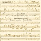 Cpe Bach: The Complete Keyboard Concertos - Volume