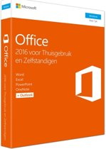 Microsoft Office 2016 Home & Business - Window