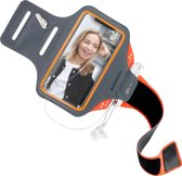 Mobiparts Comfort Fit Sport Armband Apple iPhone X/XS Neon Orange