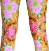 Legging met kaleidoskoop print