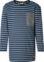 NOP Jongens T-shirt - French Blue - Maat 152
