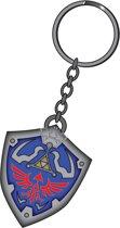 Nintendo - Hyrulian Crest - Rubberen Sleutelhanger