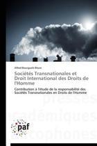 Soci t s transnationales et droit international des droits de l'homme