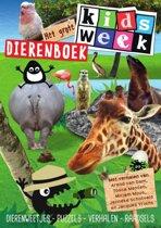 Kidsweek - Het grote Kidsweek dierenboek