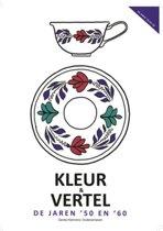 Kleurboek voor mensen met dementie: Kleur&vertel de jaren '50 en '60