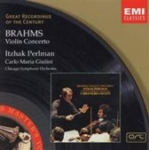 Brahms: Violin Concerto / Perlman, Giulini, Chicago SO