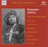 Gigli Edition Vol.1: The Milan