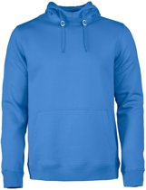 Printer Fastpitch hooded sweater RSX Oceanblue L