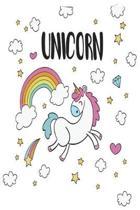 Unicorn: Journal Notebook