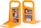 Stayhold Mini Bagagesteun 12 X 14 X 19 Cm Oranje